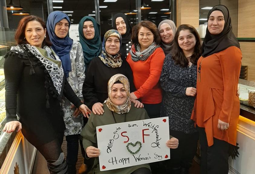Weltfrauentag @ SmF-Stuttgart