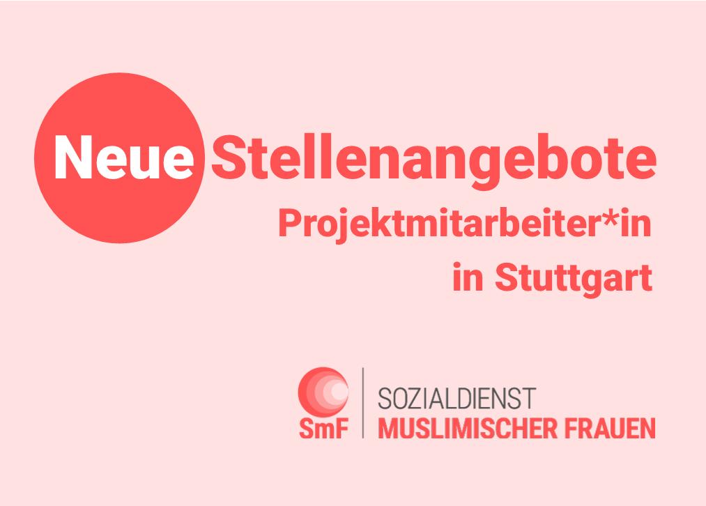 Projektmitarbeiter/in in Stuttgart gesucht